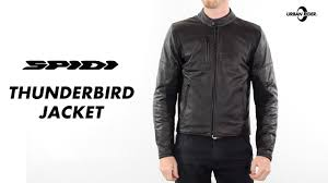 armored leather motorcycle jacket spidi thunderbird leather motorcycle jacket review urban rider