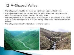 erosional and depositional landforms