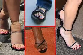 hollywood u0027s ugliest hooves celebs whose feet really stink
