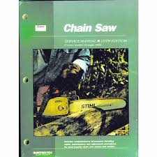 stens 755 017 chain saw service manual 10th edition covers