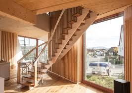aufgesattelte treppen aufgesattelte treppe aus holz holzmanufaktur ballert