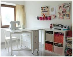 ikea craft table hack ikea hack expedit craft table want for my room from tinyrx co