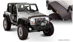 matte grey jeep wrangler 2 door flat style fender flares jk 2 door 10919 07 jeepey jeep parts