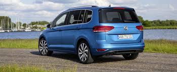 vw minivan 2015 vw touran sizes and dimensions guide carwow