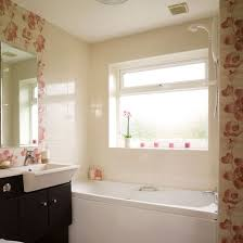 Be inspired by this stylish floral bathroom makeover