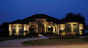 exterior led lighting residential lights decoration