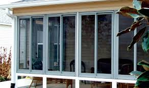 weatherlite screen porches enclosures windows doors porches and