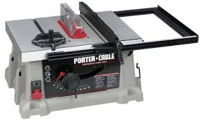 porter cable table saw review porter cable 3812 portable table saw power table saws amazon com