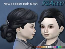toddler hair sims 4 hair toddler