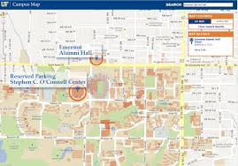 Map Of University Of Florida by New Faculty Orientation Registration Human Resource Services