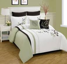 bedroom astounding white queen bedding set with duvet cover