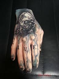 aaronbeaudette zombie pound of flesh zombie hand