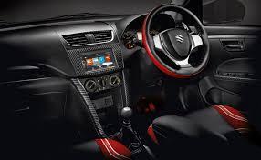 Suzuki Ignis Interior Maruti Suzuki Swift Vs Maruti Suzuki Ignis U2013 Spec Comparison