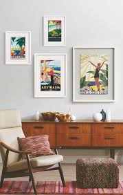 Vintage Home Decor Australia Express O Vintage Poster Home Décor