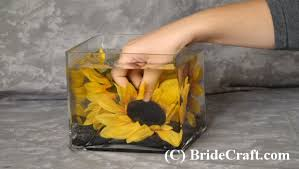 sunflower centerpieces silk sunflower centerpiece