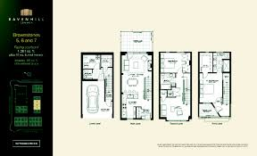 ravenhill common floor plans