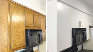 Kitchen Cabinet Remodels How To Diy Modern Kitchen Cabinet Remodel Update Cabinets On A