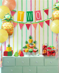 birthday party decoration ideas childrens party decorations ideas tutti party theme party kit by