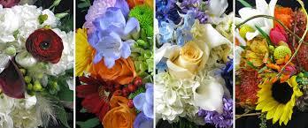 Fall Flowers For Weddings In Season - wedding bouquets by season nature nook florist