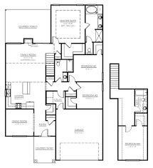 weston a 2092 ft home sk builders mcalister realty view floor plan