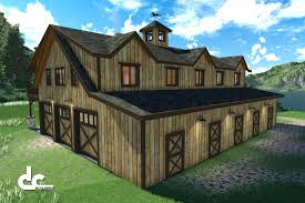 outdoor alluring pole barn with living quarters for your home