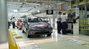toyota manufacturing as and when it happens in toyota india toyota quality durability