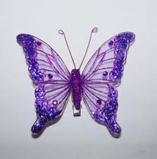 Butterfly Cake Decorations On Wire Wire Butterflies Crafts Ebay