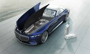 maybach and mercedes the mercedes maybach concept is a 20 convertible
