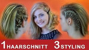 Bob Frisur Festlich Stylen by 3 Stylings Tipps Für Asymmetrischer Haarschnitt Bob Alltag