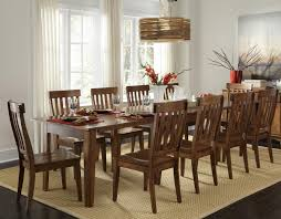 solid wood leg table with 3 self storing leaves by aamerica wolf solid wood leg table with 3 self storing leaves