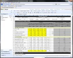 Online Spreadsheet Sharing Online Spreadsheet Programs