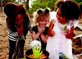 kids halloween images how to throw a halloween u0027trick or treat u0027 party for kids and adults