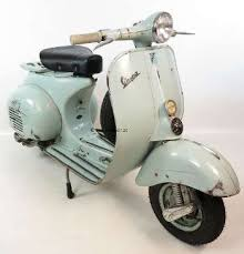 vespa 125 vnb vintage scooter in rare original condition and paint