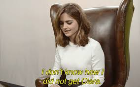 jenna coleman took our