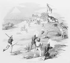 sketch of battle of waireka nzhistory new zealand history online
