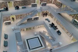 Stuttgart City Library 8 Most Beautiful Libraries In Germany