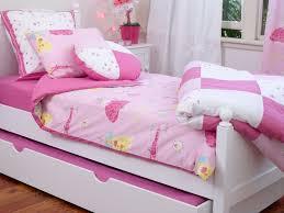 girls bed with trundle kids bed uncategorized awesome vintage kids trundle bed design