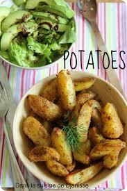 la cuisine de nad potatoes crousti moelleuses parfumées recettes végétalienne