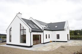 cottage house exterior house plan modern irish bungalow plans homes zone english cottage