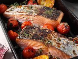 cuisiner pavé de saumon au four saumon congelé au four facile et pas cher recette sur cuisine