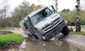 mercedes unimog truck proof that the mercedes unimog is the s most versatile