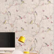 birds and branches shabby chic wallpaper dove the shabby chic guru