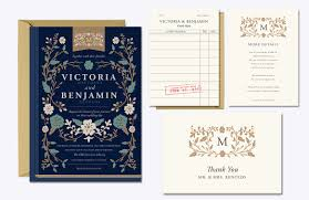 Library Card Invitation Vintage Library Wedding Suite Invitation Templates Creative Market