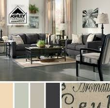 love how the lighter tones compliment the softer charcoal palette