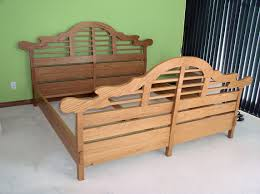 Complete Bedroom Set Woodworking Plans Dempsey Woodworking King Size Bed