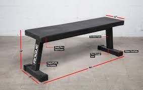 Olympic Bench Press Dimensions Rogue Flat Utility Bench 2 0 Rogue Fitness