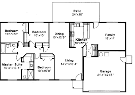Large Ranch Floor Plans Dining Ing Ideas Ranch House Designs Decoration Design A Onelevel
