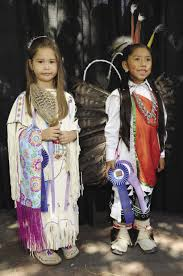honoring traditional and contemporary regalia at the native