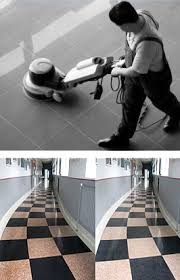 harbold quality services vinyl floor stripping waxing and