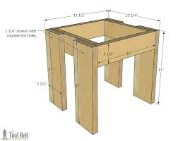 how to build an easy table how to build a simple desk picture of simple plywood desk desk build